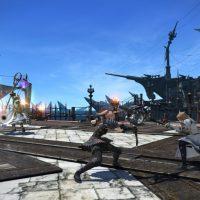 Final Fantasy XIV - PVP - Comat singulier
