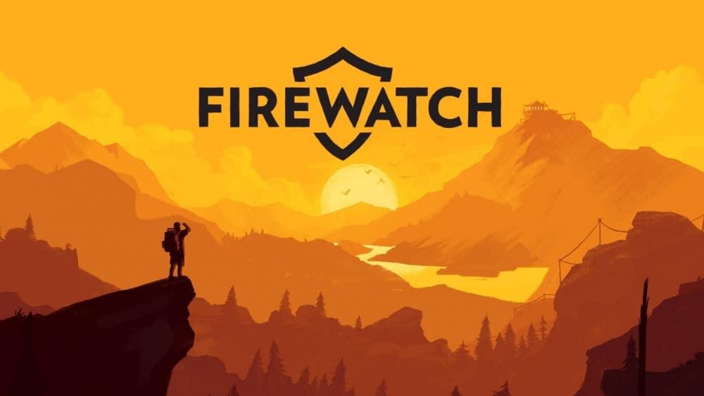Firewatch - titre principal
