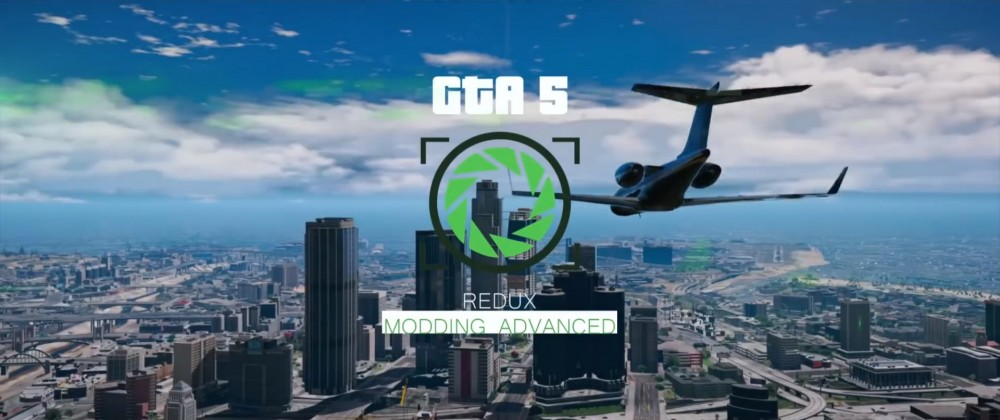 GTA V mod Redux