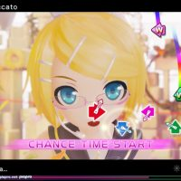 Challenge Time Hastune Miku : Project DIVA X