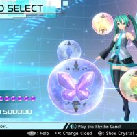 Dialogue dans Hastune Miku : Project DIVA X