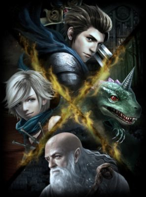 King's Knight: Wrath of the Dark Dragon personnages principaux