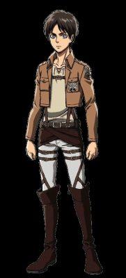 L'Attaque des Titans : Les Ailes de la Liberté Eren