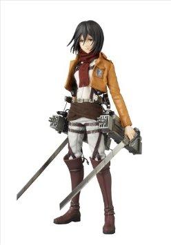 L'Attaque des Titans : Les Ailes de la Liberté Mikasa