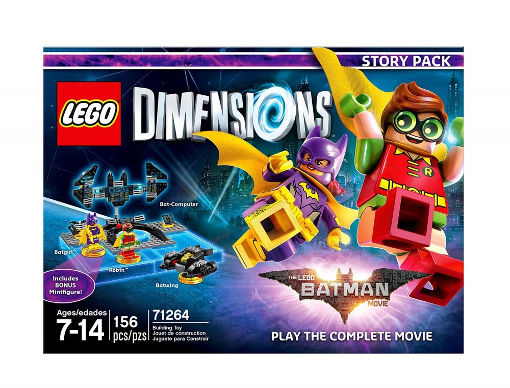 LEGO Dimensions Lego Batman, le film