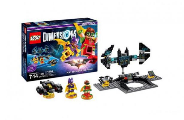 LEGO Dimension Pack Lego Batman, le film