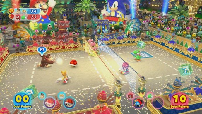 Mario & Sonic aux Jeux Olympiques de Rio 2016 - Épreuves duels