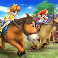 Mario équitation