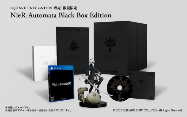 NieR Automata : Black Box Edition
