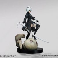NieR Automata : Black Box Edition la Figurine