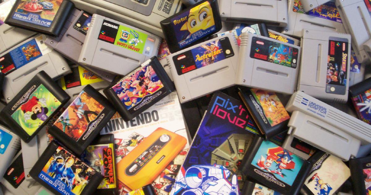 Nintendo NX cartouches de jeux
