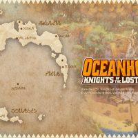 Oceanhorn 2 map