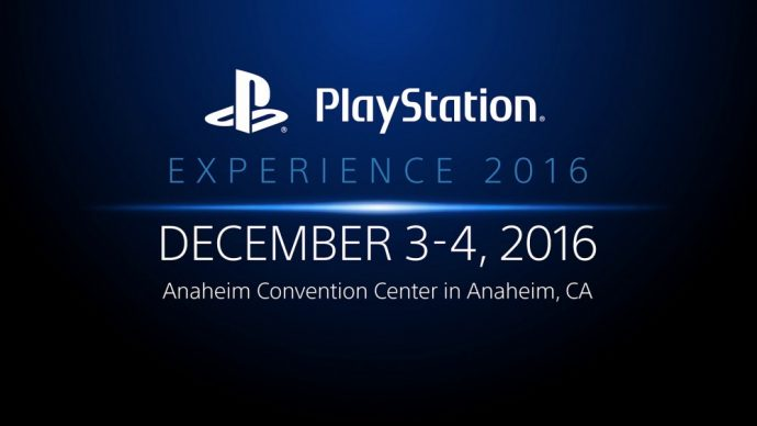 Affiche du PlayStation Experience 2016