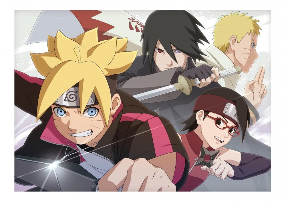 Naruto Shippuden : Ultimate Ninja Storm 4 Road To Boruto