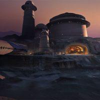 Star Battlefront palais de jabba