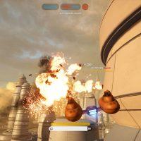 Star Wars Battlefront - Bespin voiture des nuages
