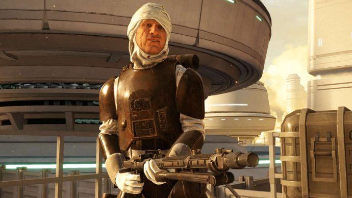 Star Wars Battlefront - Bespin Dengar