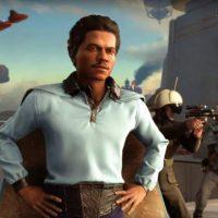Star Wars Battlefront - Bespin Lando