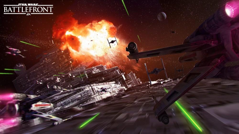 Star Wars Battlfront - L'Etoile de la Mort DLC