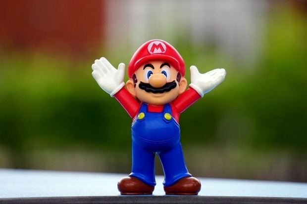 Super Mario Run figurine Mario