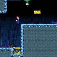 Mario saute