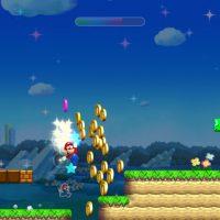Mario et des pièces