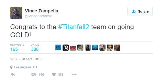 Twit Titanfall 2 Gold