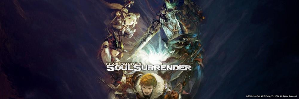 Final Fantasy XIV Soul Surrender - mise à jour 3.4
