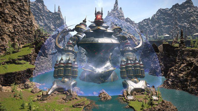 Final Fantasy XIV - Alexander Le Créateur