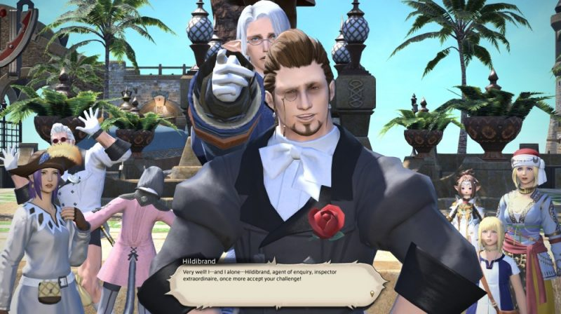 Final Fantasy XIV - Hildibrand