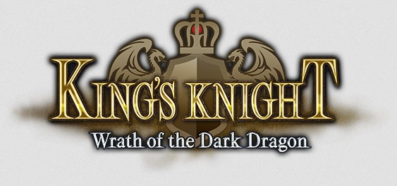 king's Knight: Wrath of the Dark Dragon logo