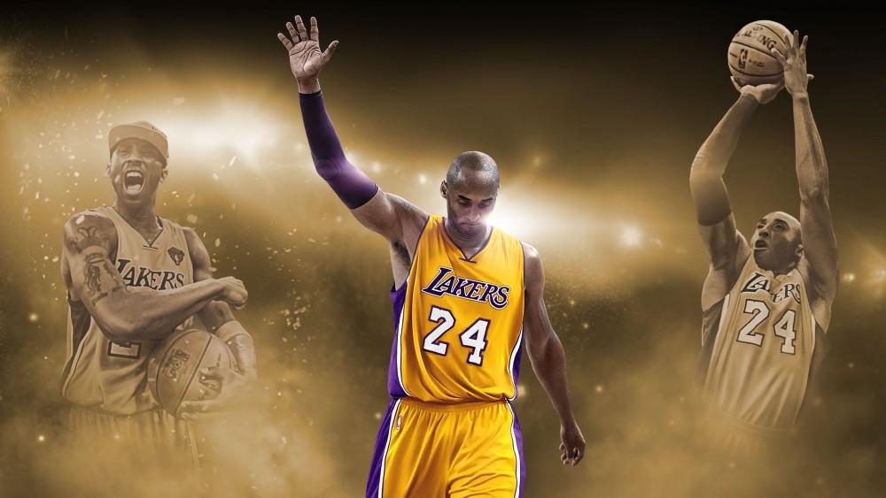 Kobe Bryant dans NBA 2K17