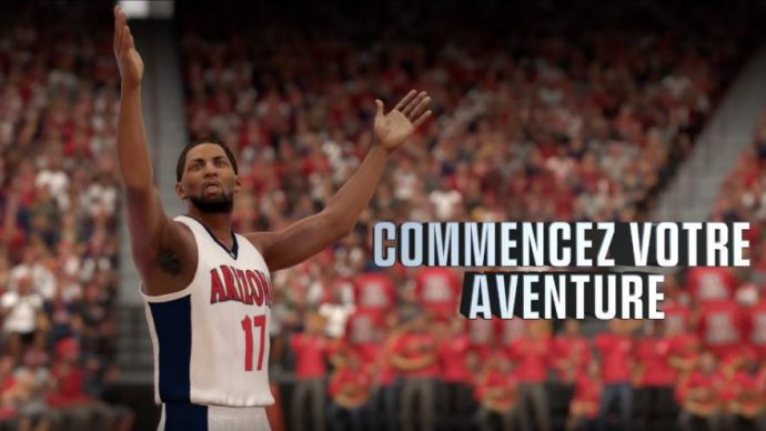 NBA 2K17 - Le Prélude