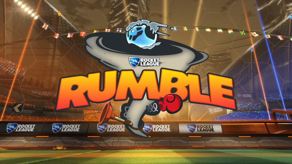 Logo de Rocket League Rumble