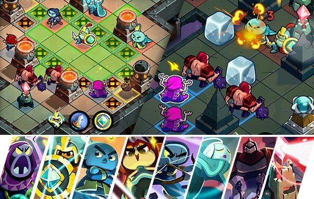 Les arènes, les combats et une multitude de personnages