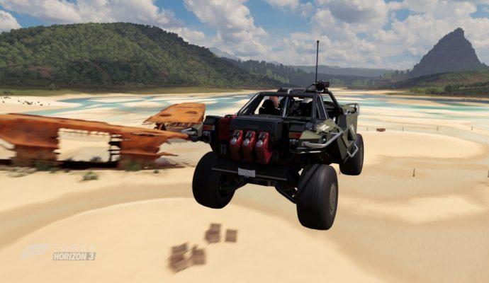 Forza Horizon 3 Warthog