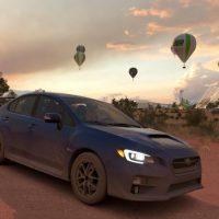 Forza Horizon 3 Subaru