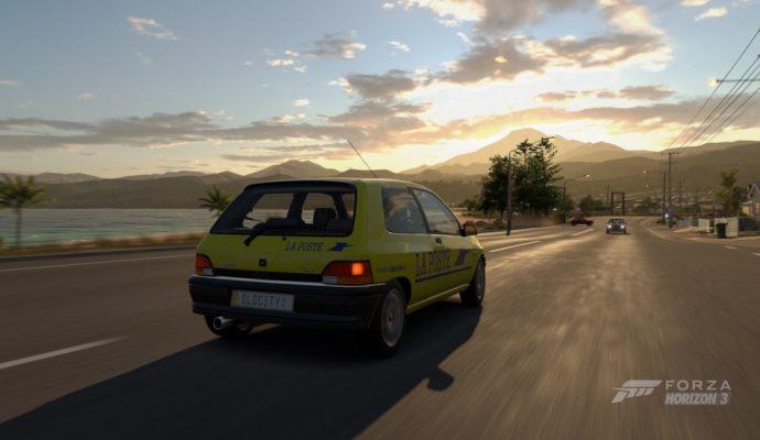 Forza Horizon 3 Clio Williams
