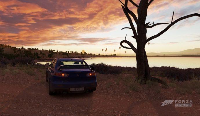 Forza Horizon 3 Mitsubishi X