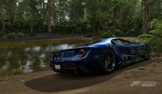 Forza Horizon 3 Ford GT 2017