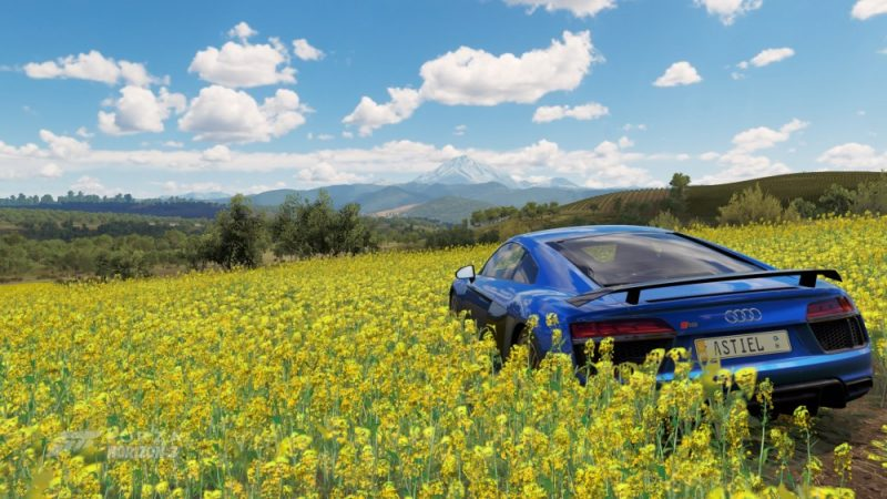 Forza Horizon 3 Audi R8 - bilan 2016
