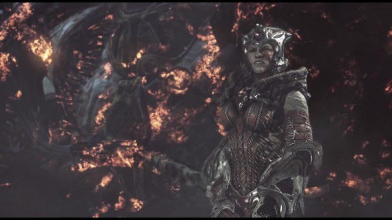 Myrrah, la reine des Locustes