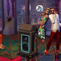 Karaoké Sims 4 Vie Citadine