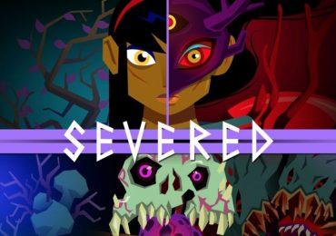 Severed logo