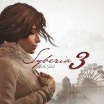 Syberia 3 : la Belle Kate Walker sera absente à Noël