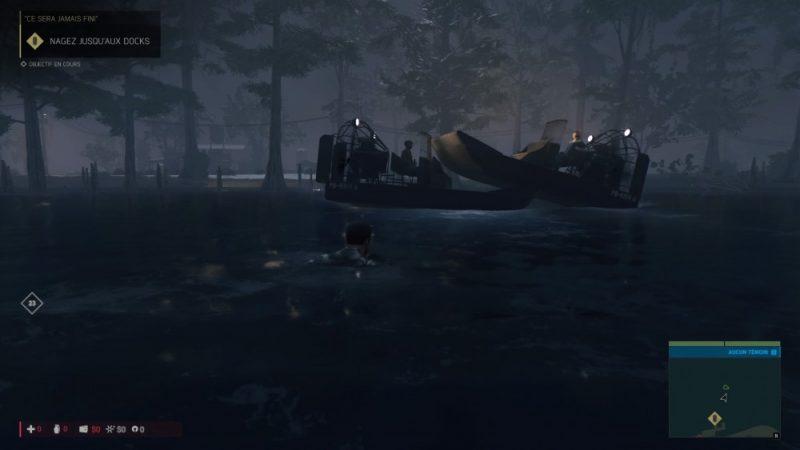 Mafia III - Le bayou