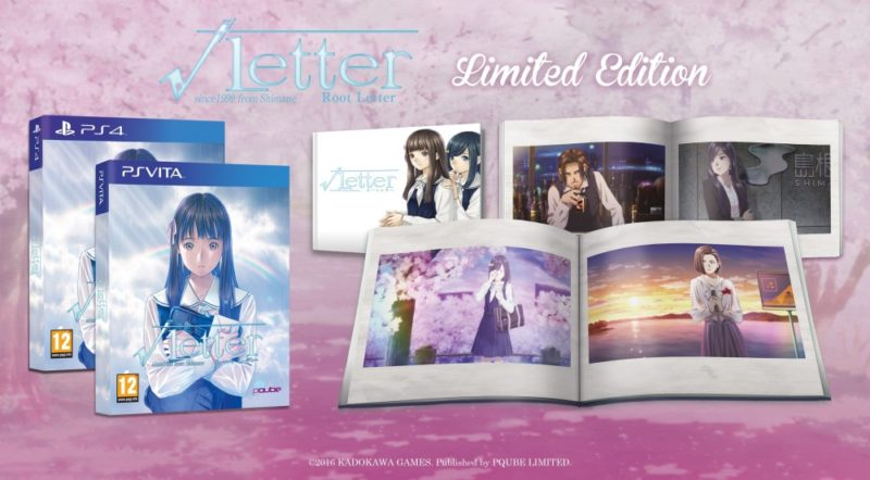 Root Letter Limited Edition