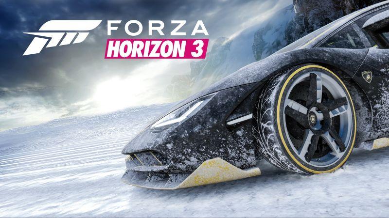 Forza Horizon 3 : l'extension Blizzard Mountain se détaille