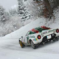Pareillement pour la Lancia Stratos