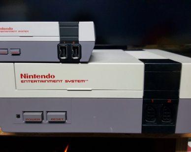 NES contre NES Mini